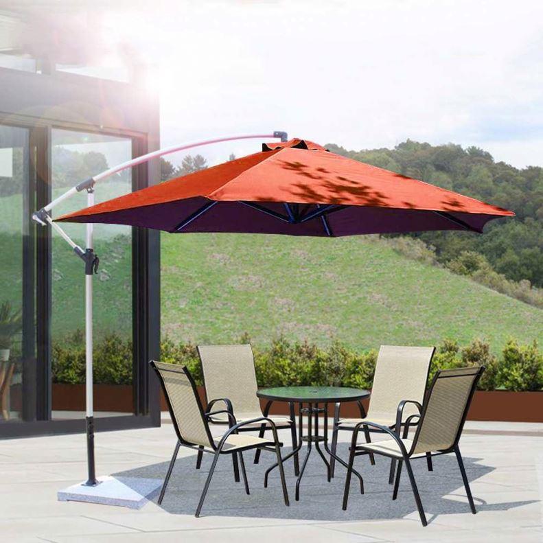 outdoor garden banana umbrella cover waterproof oxford cloth patio overhang parasol rain cover buy garden umbrella outdoor umbrellas patio umbrella