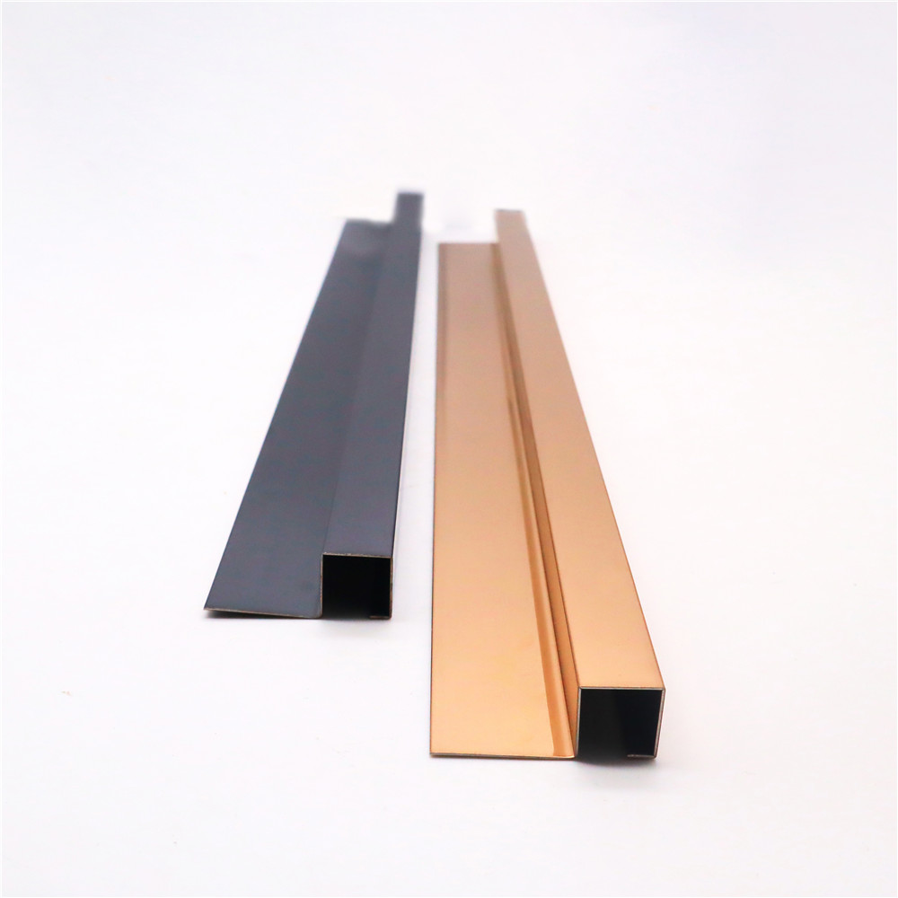 tile trim stainless steel square corner tile edge profiles ceramic tile corner trim in dubai market buy metal ceramic corner right angle square tile