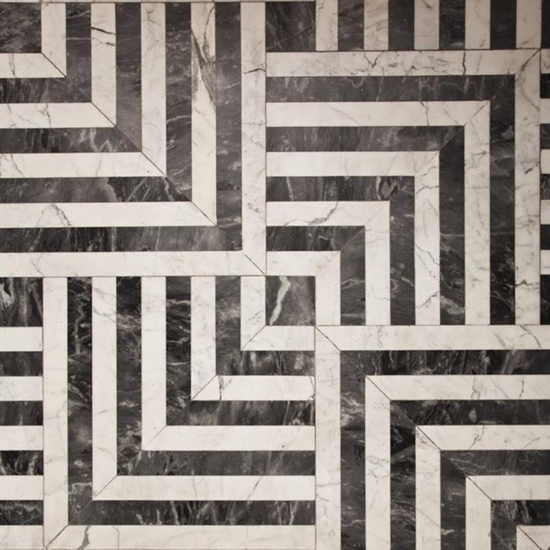 tapis de couloir d hotel au design moderne motifs de carreaux geometriques pour sol buy conceptions de carreaux de sol tapis d hotel design