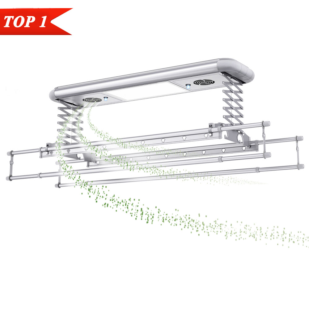 quick dry clothes drying rack production line electric heater telescopic pole foldable laundry dryer for clothes buy clothes drying rack drying