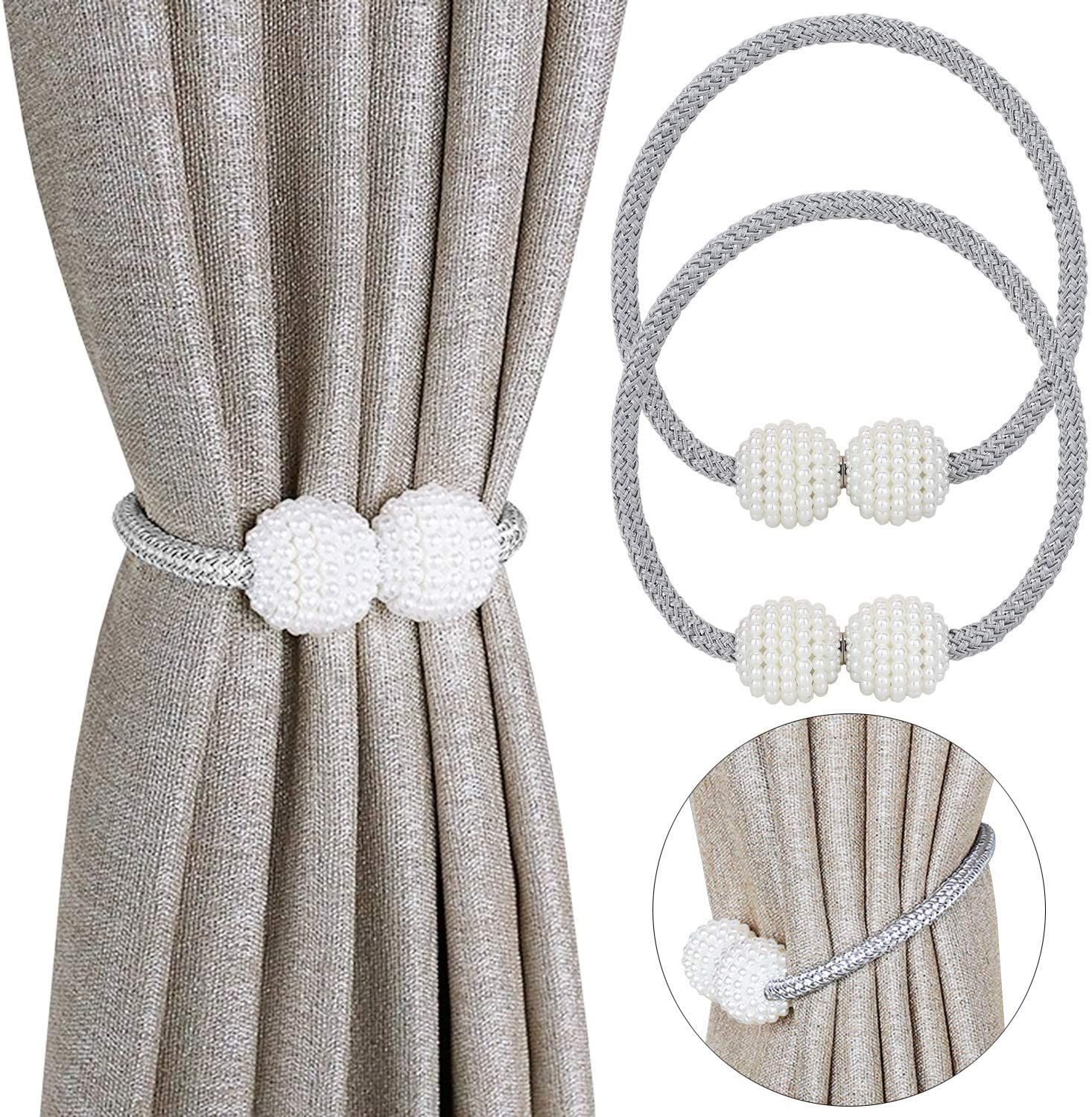 new products magnetic curtain tiebacks decorative curtain holdbacks for window decoration buy tieback curtain tieback curtain holdbacks product on