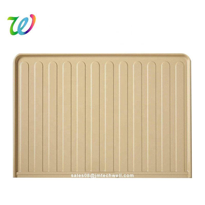 wholesale xxl custom silicone under sink kitchen cabinet mat buy undersink drip tray sink and base accessory under the sink mat product on