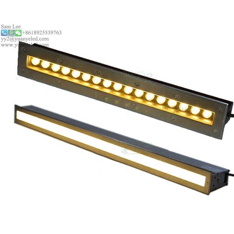 outdoor lighting ip65 waterproof ground recessed lights led linear walkover underground light buy 24v garden 1 watt 12v driveway landscape low