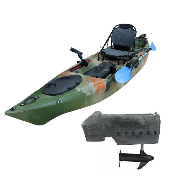Vicking Lldpe Plastic Kayak Fishing