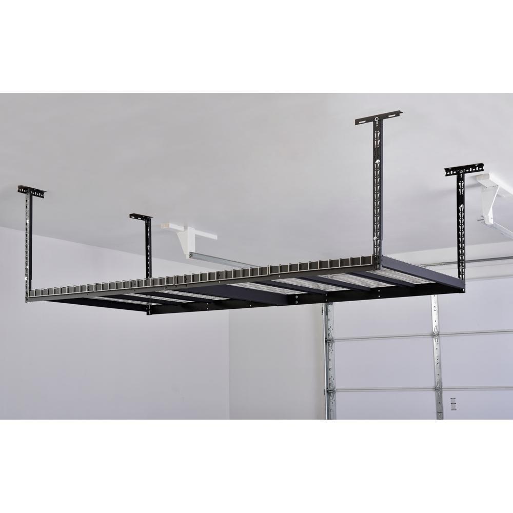etagere suspendue au plafond support de garage 4x8 pieds buy etagere de plafond support de plafond aerien supports de velo fixes au mur product on