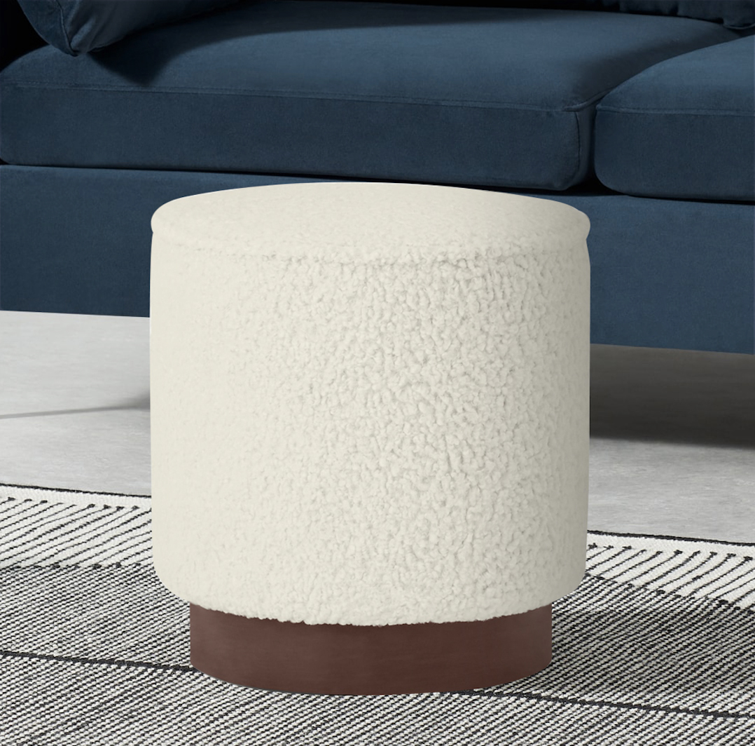 velvet stool tufted soft ottoman round stool pouffe ottoman footstool chair foot stool buy ottoman stool ottomans and stools velvet ottoman stool