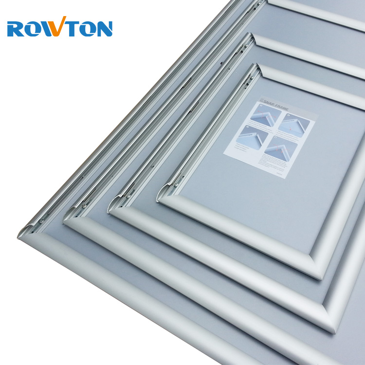 free sample for a3 snap frame aluminium profile snap frame displays a2 poster frame buy metal poster frame for poster frame stand double sided
