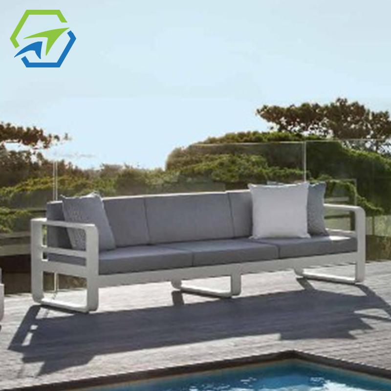 metal aluminum out door sofa corner garden seating patio couch outdoor furniture sale sectional patio sofa set garden buy patio sofa garden