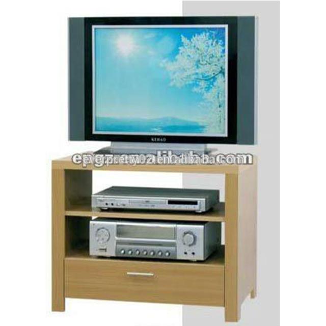 meuble tv en bois massif au design simpliste support pour le salon buy meuble tv samsung supports de television en bois support de television simple