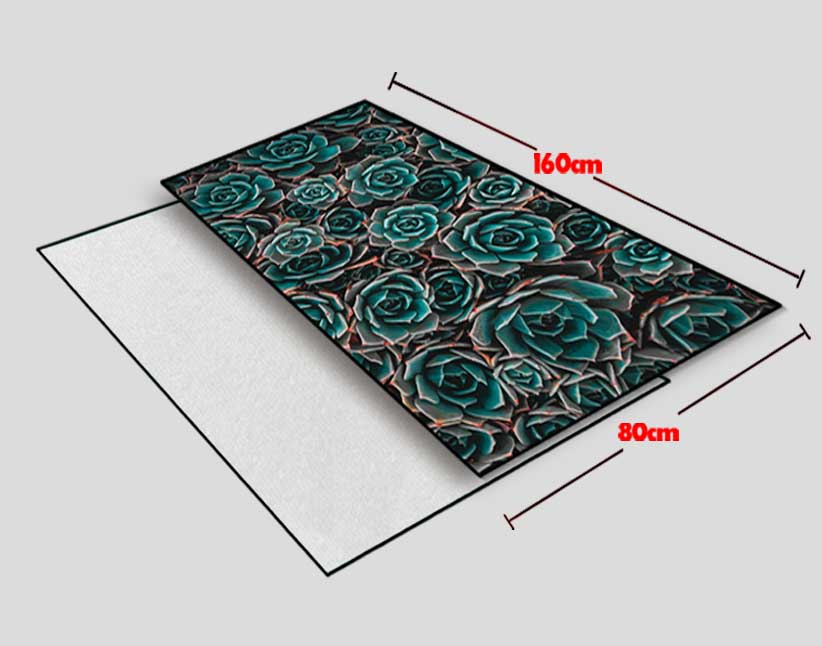customized printing bath towel