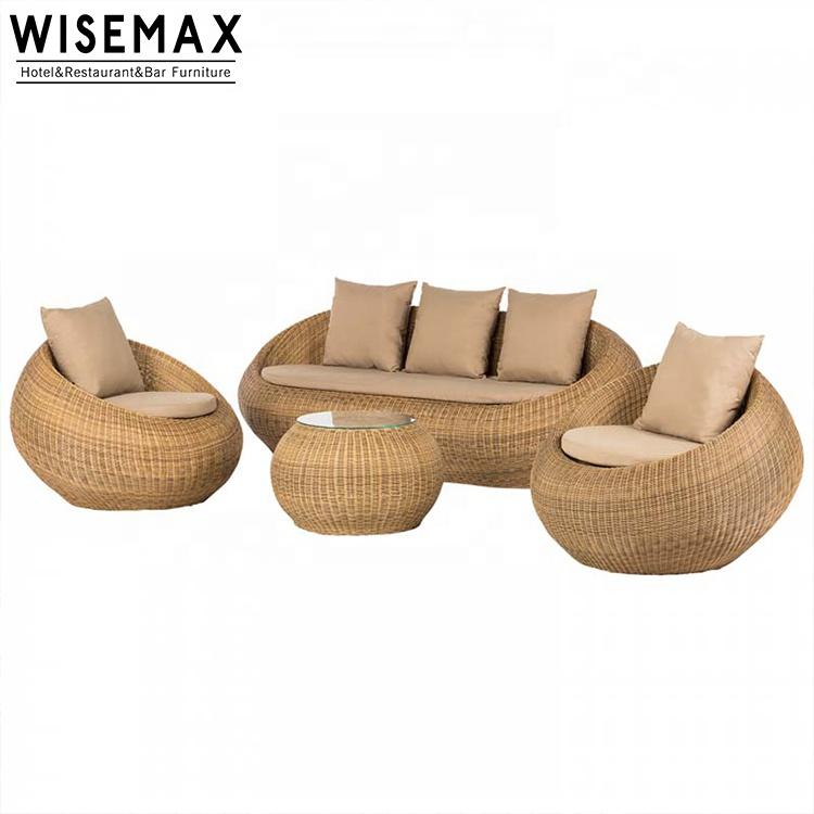 popular waterproof rattan garden oasis patio furniture outdoor garden cane sofa set natural rattan sofas chairs and tables buy outdoor sofa