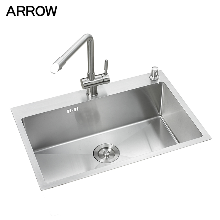 brand new technology single bowl easy cleaning stainless steel 304 kitchen sink buy kitchen sink easy cleaning sinks stainless steel 304 kichen sink