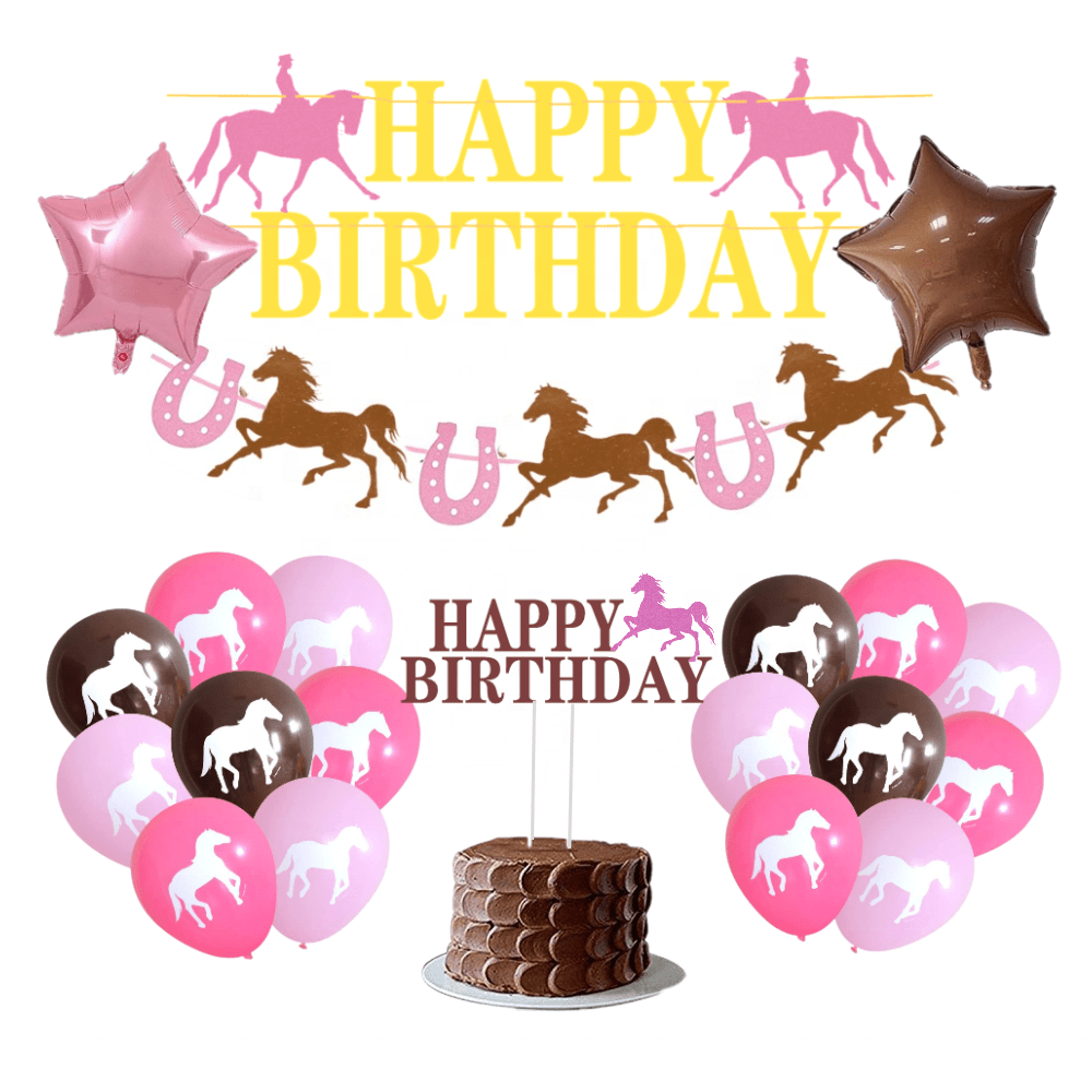 Horse Birthday Party Decorations Kit Western Cowgirl Party Supplies Western Cowgirl Themed Party Decorations For Girl Buy Cowgirl Themed Party Decorations Horse Birthday Party Decorations Kit Western Cowgirl Party Supplies Product On Alibaba Com