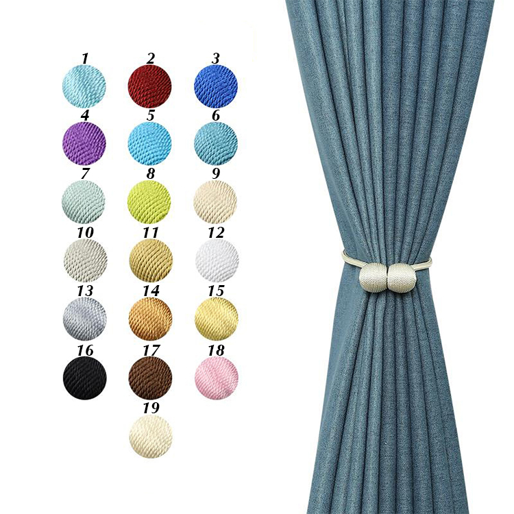wholesale tieback curtain accessories cheap magnetic curtain tiebacks many colors choice magnetic curtain tie backs buy curtain accessories magnetic curtain tiebacks magnetic curtain tie backs product on alibaba com