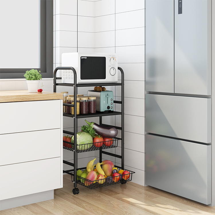 movable stainless steel household corner shelf kitchen microwave oven stand storage with vegetable fruit rack cabinet buy free standing kitchen storage cabinets stainless steel fresh fruit vegetable storage rack commercial kitchen storage rack