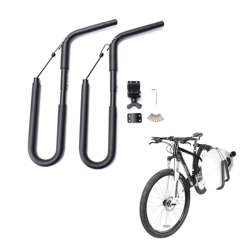 cheap price adjustable two tier sup surfboard bike rack surf bicycle surfing carrier buy bicycle surfing carrier surfboard bike rack bike surf rack