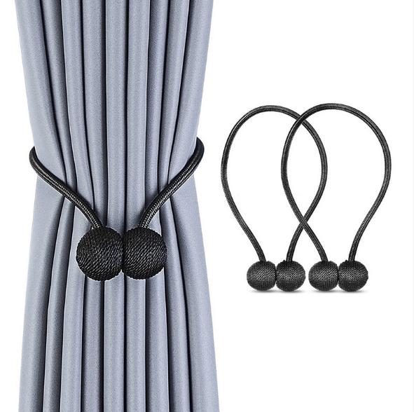 premium curtain holders tie backs