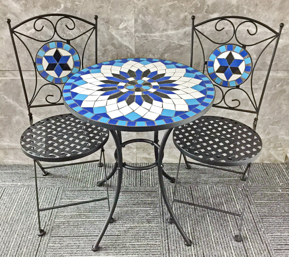 outdoor patio set and chair mosaic bistro table buy mosaic bistro table patio mosaic bistro set table mosaic bistro table and chair product on