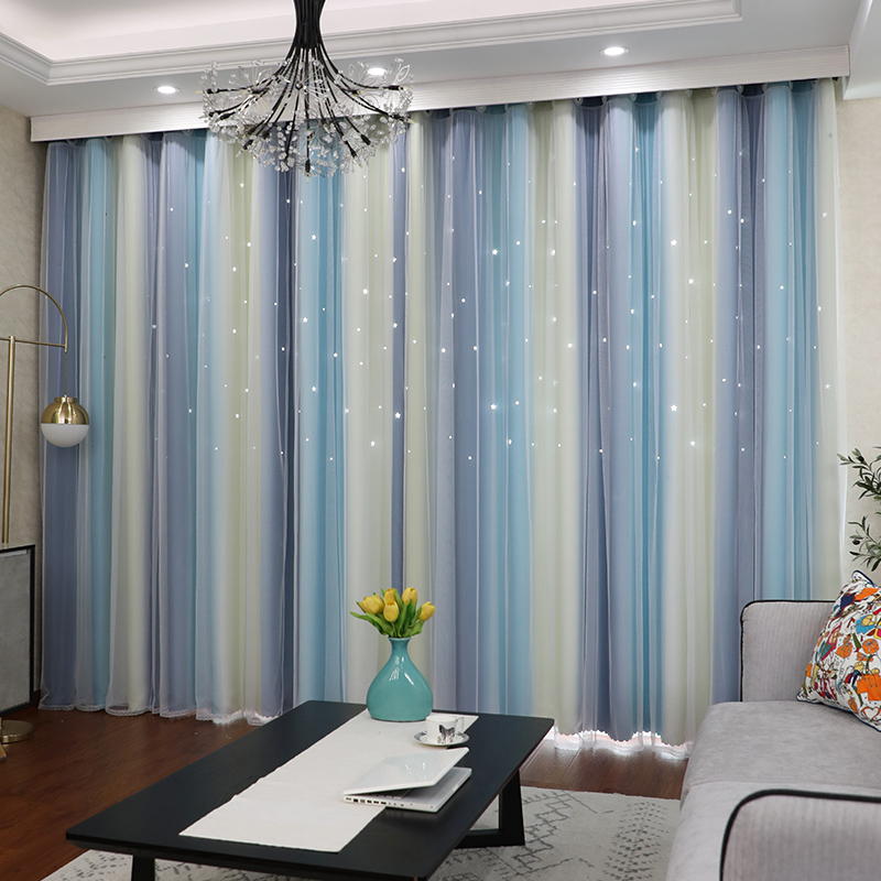 2019 ins hot sale korean style baby room young girl blackout curtain sets princess curtains for bedroom buy princess curtains korean style