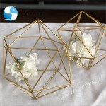 Gorgeous Home Decor Metal Gold Geometric Centerpieces For Wedding Decorations Buy Centerpiece Wedding Decorations Geometric Candle Holder Geometric Centerpieces Product On Alibaba Com