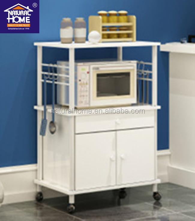 kitchen microwave oven shelf wooden storage cabinet for kitchen appliance buy wooden storage cabinet microwave oven shelf storage cabinet for