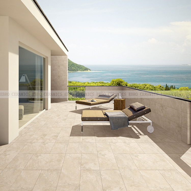 china suppliers 2cm outdoor porcelain ivory pool deck travertine tiles 600x600 eb26618 buy 24x24 travertine tiles 2cm outdoor porcelain tile pool