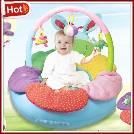 fleur ferme s asseoir me confortable gonflable bebe canape siege tapis gonflable de bebe buy blossom confortable siege de canape bebe tapis