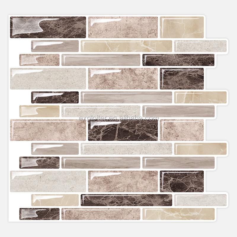 cost saving us style black vinyl crystal glass mosaic peel stick backsplash tile buy glitter crystal glass mosaic tile red glass mosaic tile pink