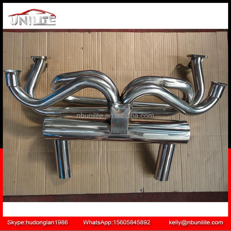 best price exhaust pipe manifold header for vw beetle exhaust header muffler type 1 ghia bug buy vw air cooled exhaust muffler type 1 ghia full