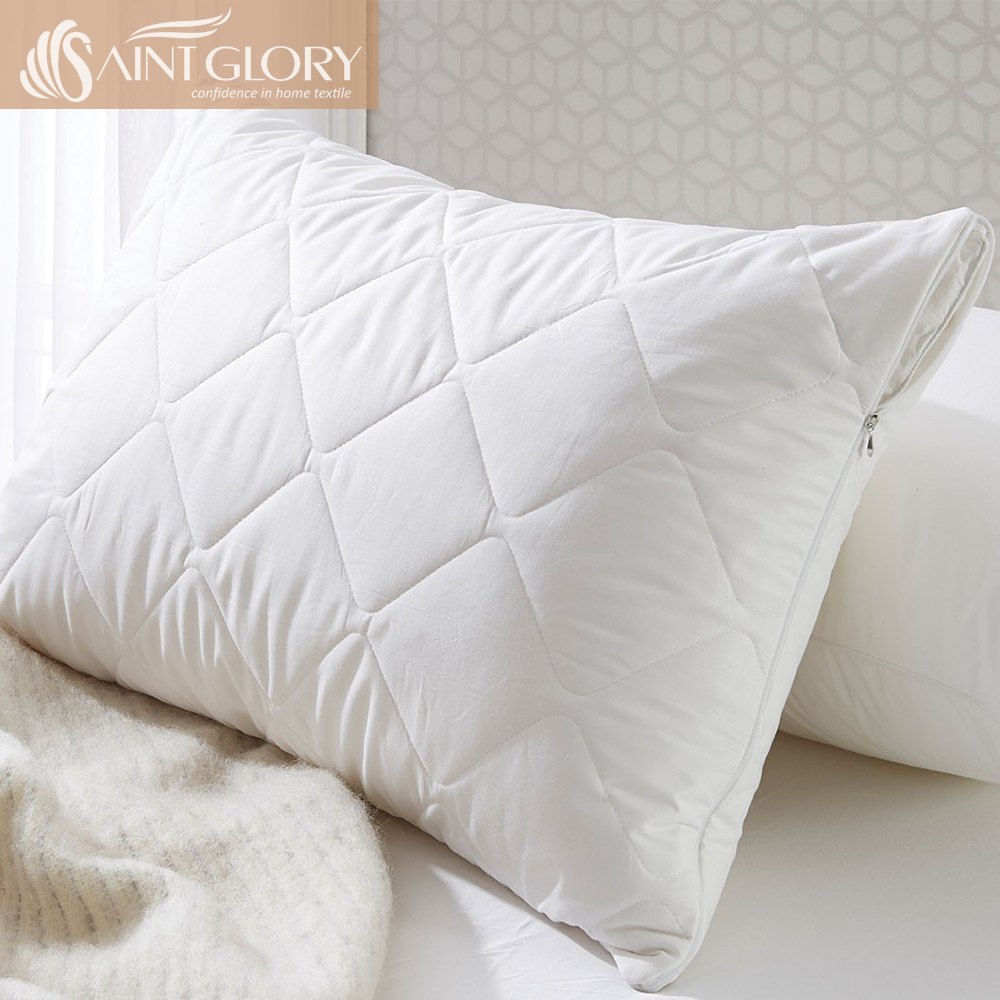 water proof anti bed bug standard quilted pillow protector buy water proof pillow protector quilted pillow protector standard pillow protector