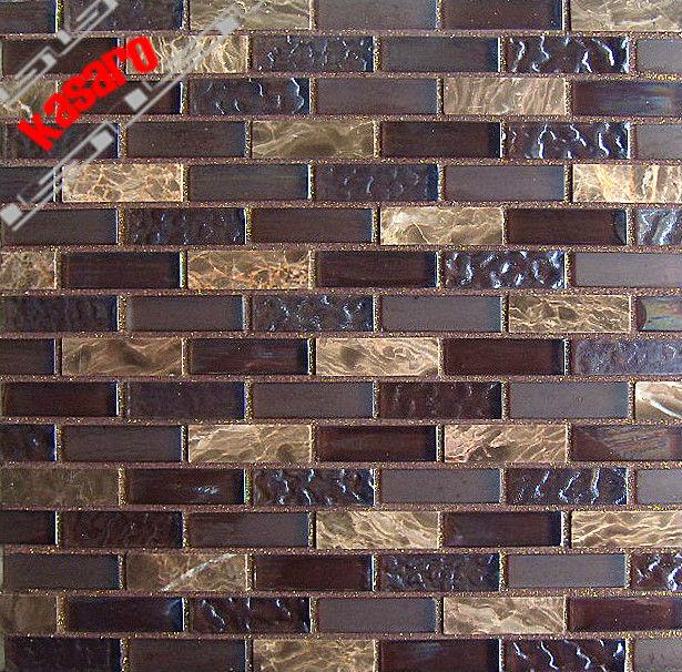 brick wall tiles glass stone mosaic strip for kitchen backsplash tile designs buy brick wall tiles glass stone mosaic strip kitchen backsplash tile