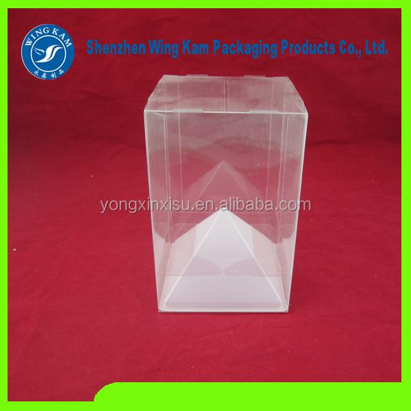 قوس متناغم تدفق petite boite plastique rectangulaire