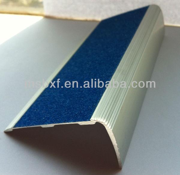 nosing stairs tile aluminium tile edging stair nosing buy aluminum anti slip strip for stairs ceramic stair tiles aluminium tile edging stair nosing