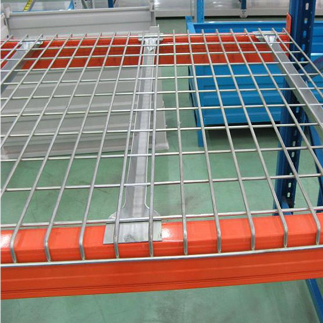 industrial warehouse welded mesh pallet rack wire mesh decking buy wire mesh deck railing galvanized roof decking wire deck railing product on