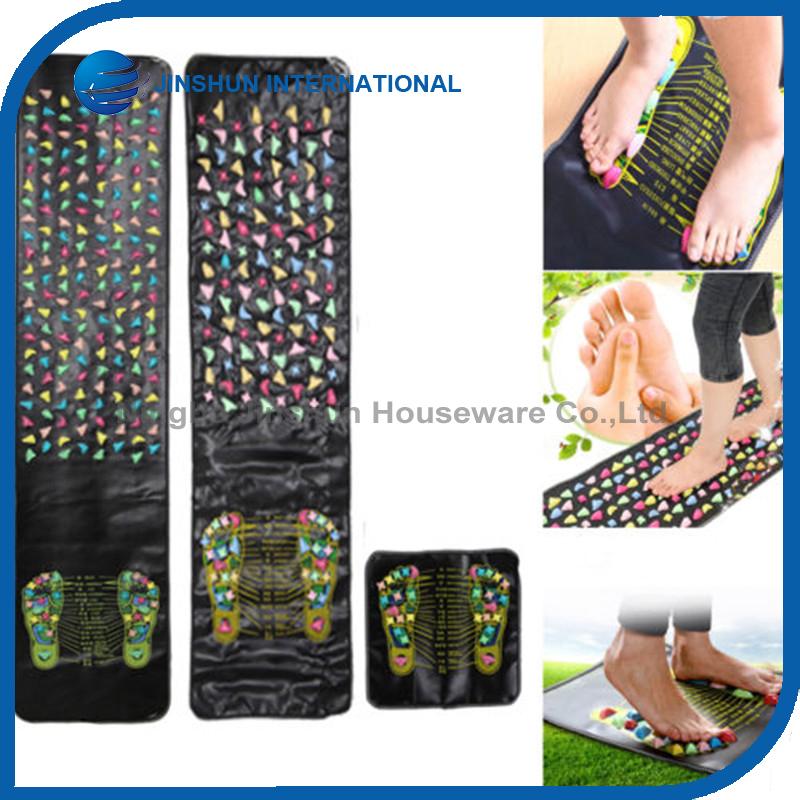 tapis de massage electrique pour les pieds tapis de marche saine accessoire de reflexologie bien etre acupuncture buy masseur de pieds coussin