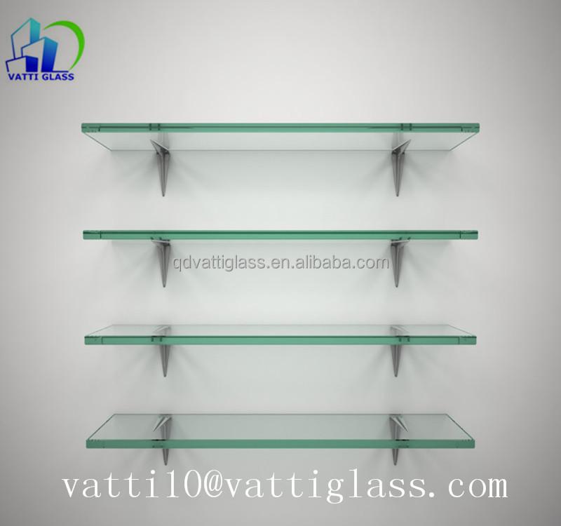 etagere d angle de salle de bain en verre trempe 2 pieces 8mm double couche base en laiton meuble d angle en verre buy etagere d angle en