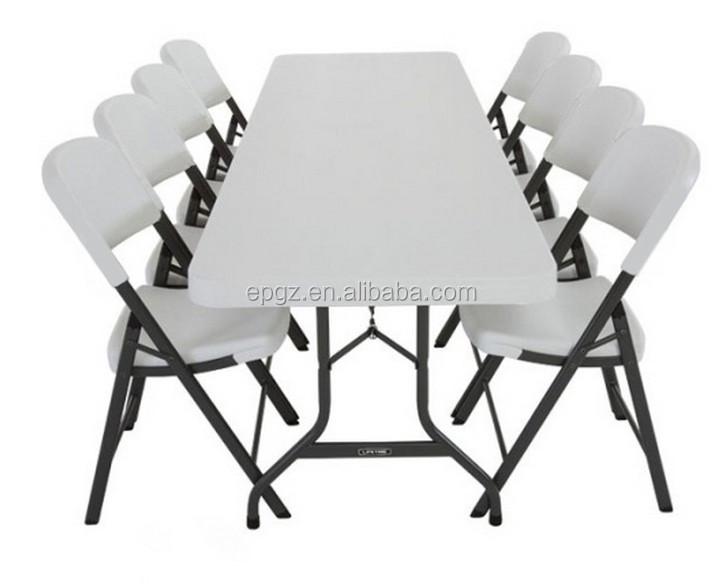 easy table pliante et chaises pliantes pour cafeteria industrielle lot de 8 personnes a vendre buy cafeteria table pliante meubles de cafeteria