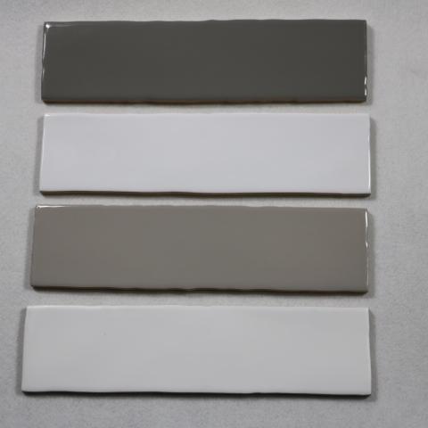 white 75 300mm ceramic subway tile with wavy edge decoration building material buy ceramic subway tile bathroom white ceramic tiles kitchen