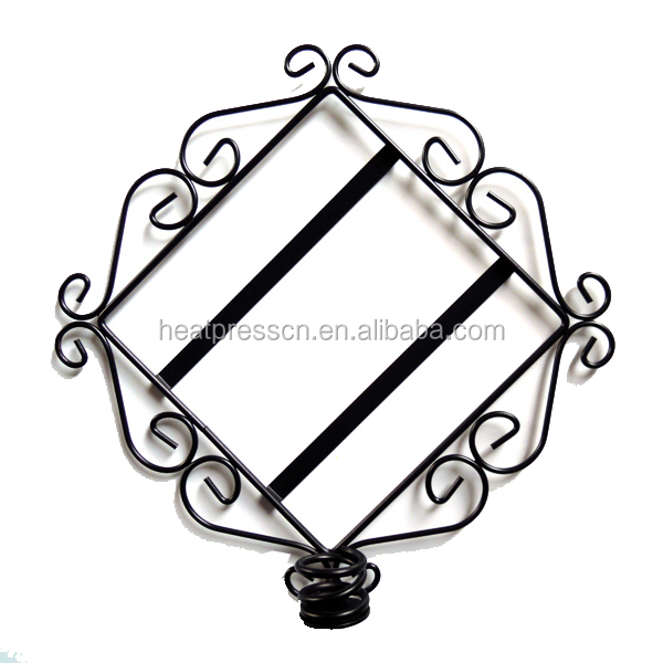 metal frame with ceramic tile for sublimation buy metal frame with ceramic tile photo frame with hooks for sublimation tile sublimation iron tile