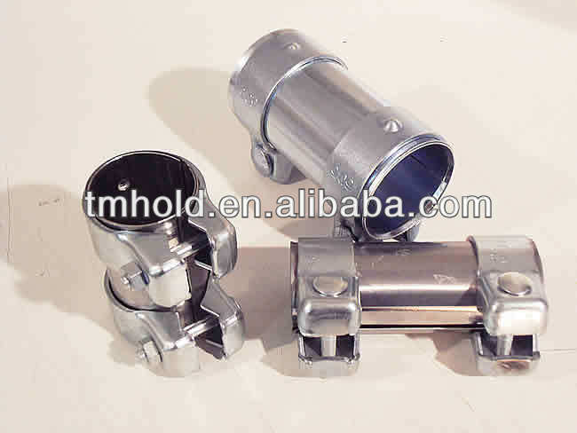 exhaust pipe connector sleeve joiner 2 5 63mm clamp on buy sleeve joiner exhaust pipe connector sleeve joiner exhaust tube sleeve clamp product on