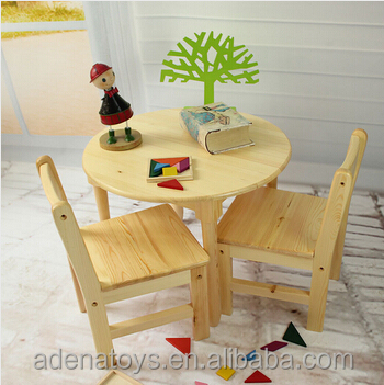 diameter 600mm round table kids writing table montessori furniture solid wood child class table buy wood folding table chairs kids