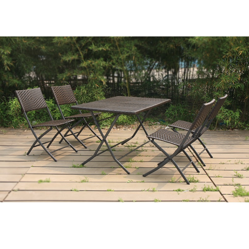 folding table and chair bistro set outdoor furniture rattan garden set french bistro chairs rattan set patio furniture cane buy garden set french
