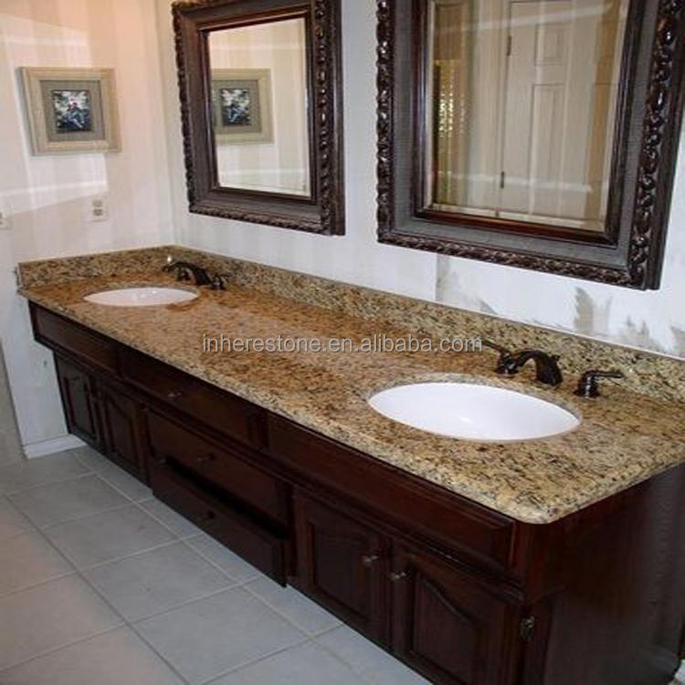 najran brown granite vanity top bathroom vanity top double sinks buy vanity top granite vanity top bathroom vanity top product on alibaba com
