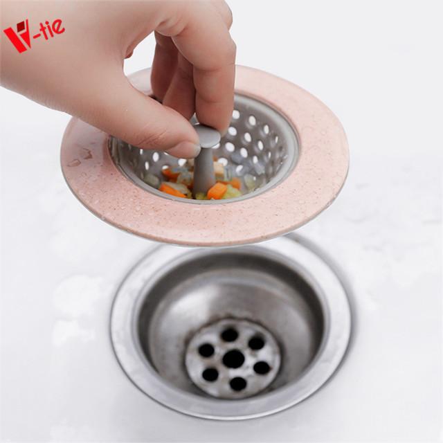 silicone kitchen sink strainer bathroom shower drain sink drains cover buy kitchen sink strainer sink strainer plastic bathroom sink strainer