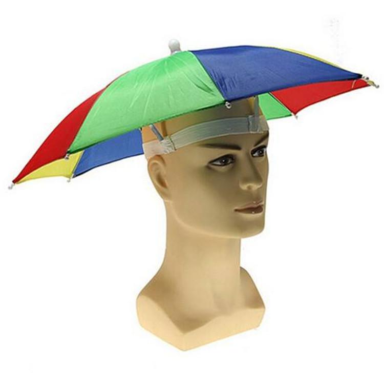 Custom Logo Hard Hat Umbrella Buy Umbrella Hat Hat Umbrella Hard Hat Umbrella Product On Alibaba Com