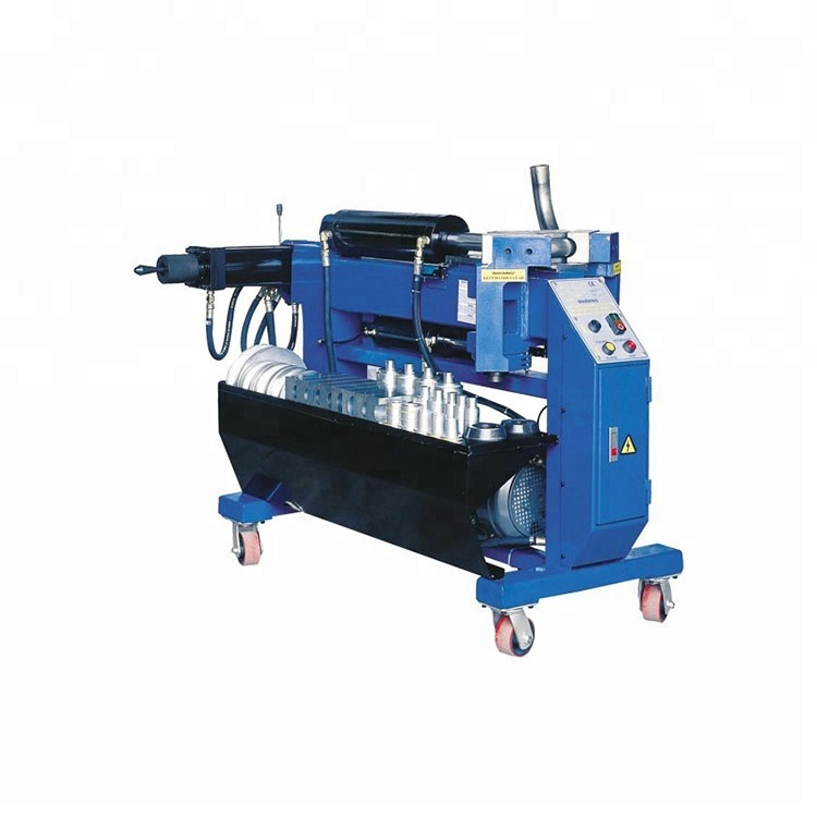 3 inch electric hydraulic pipe tube bending machine used as exhaust pipe tubing benders and expander buy pipe bending machine tubing bender used