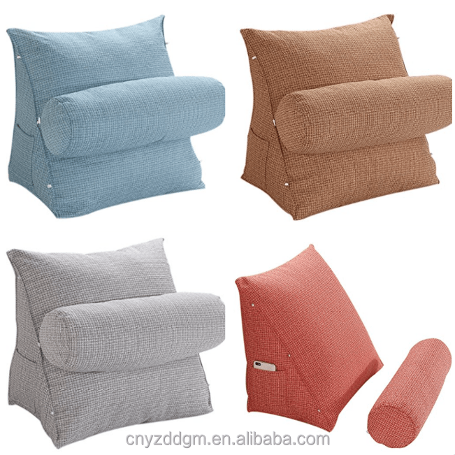 adjustable back cushion pillow sofa bed office chair rest cushion neck support pillow buy adjustable back cushion pillow neck support