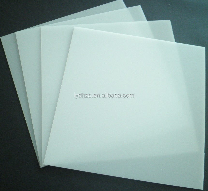 led light diffuser sheet polystyrene prismatic diffusers supplier view frosted ps extrusion diffuser light dahan product details from linyi dahan