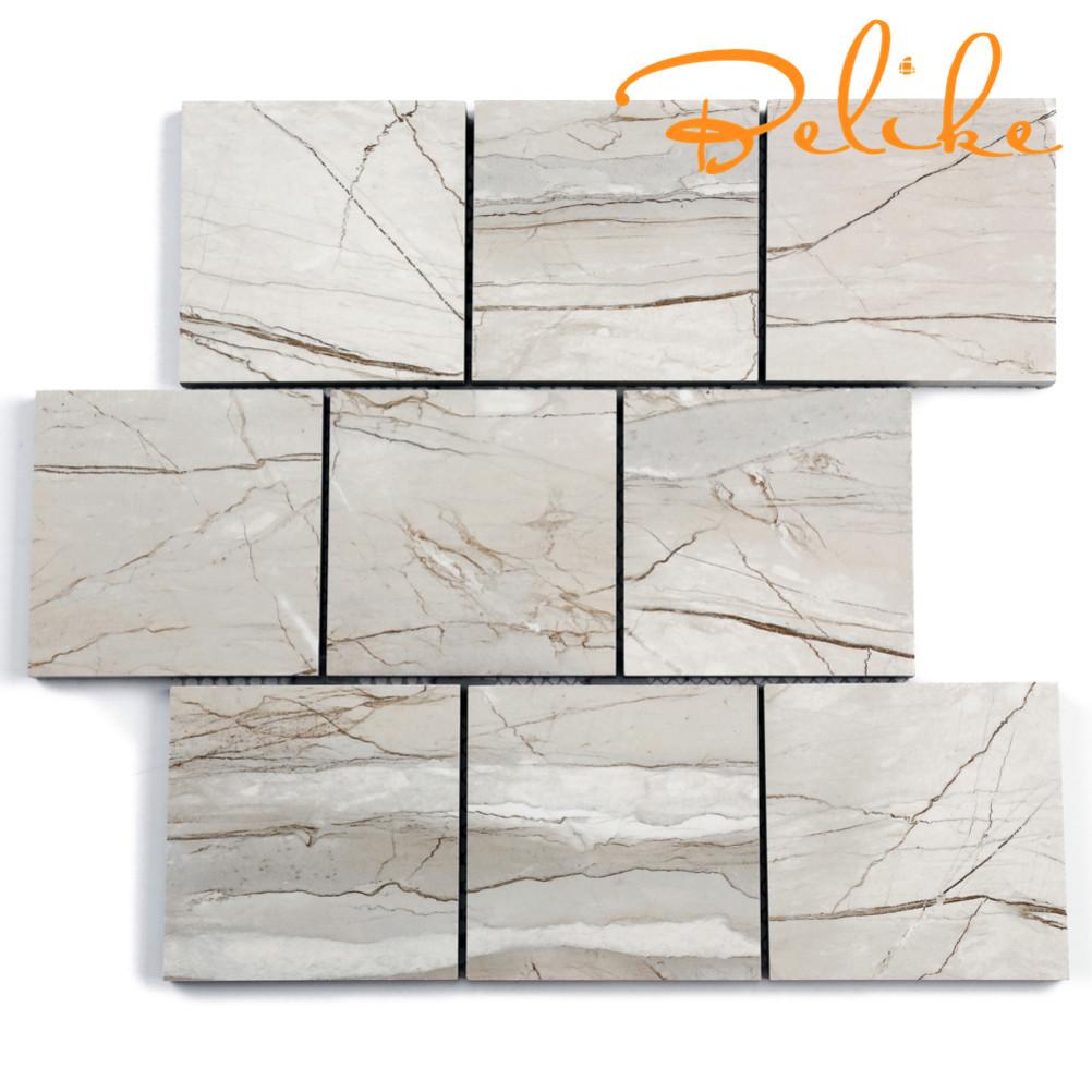 fullbody porcelain tile mosaic tile white grain marble light gray satin matt grain texture kitchen backsplash bath shower wall buy porcelain mosaic