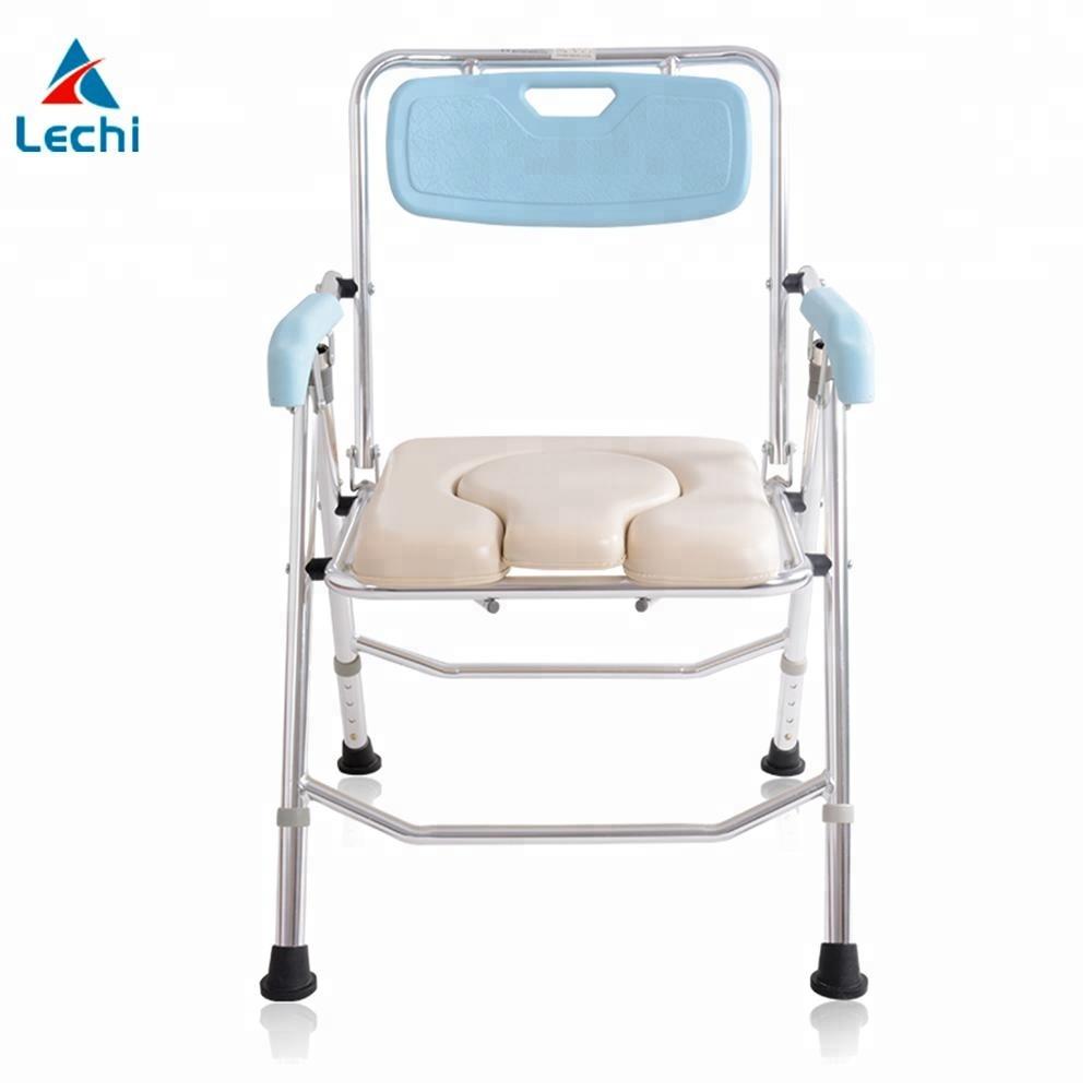 chaise pliante de salle de bain en plastique confortable pour salle de bains hopital personnes agees et handicapes buy chairs for the